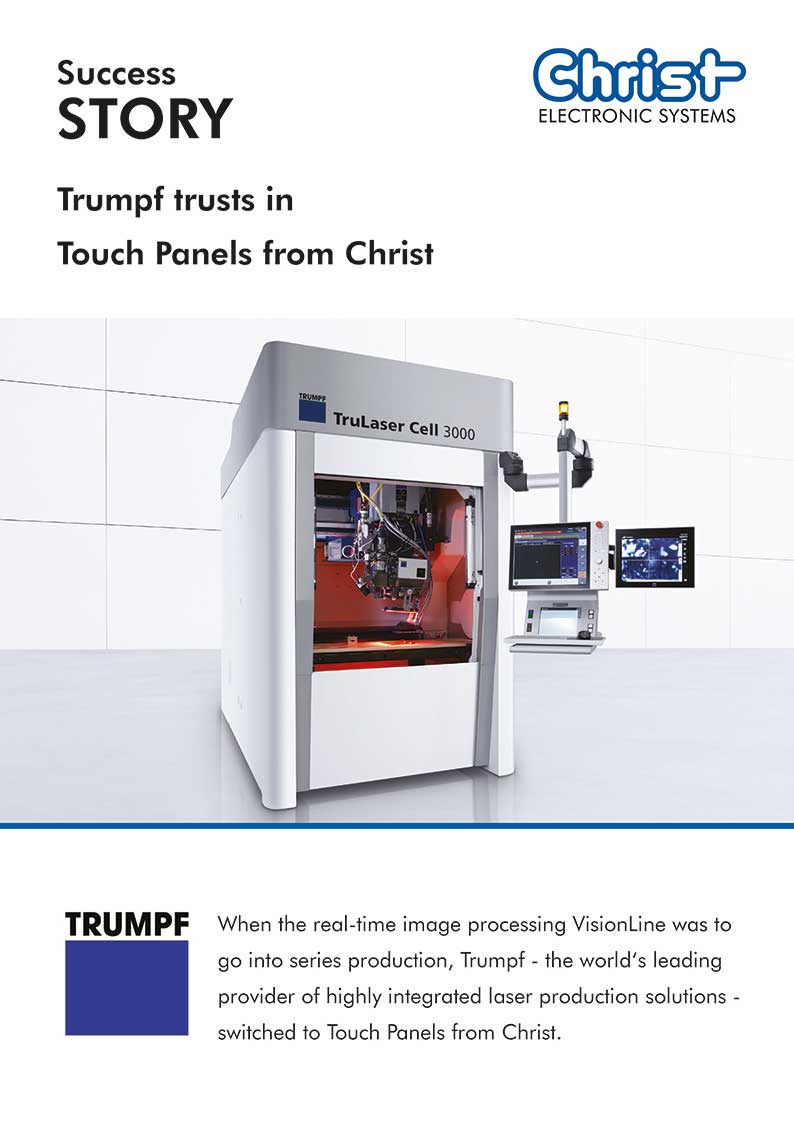 Reference Trumpf