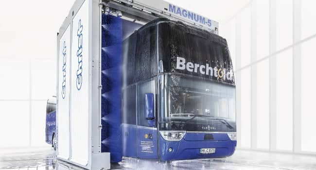 Bus wash unit - MAGNUM-5