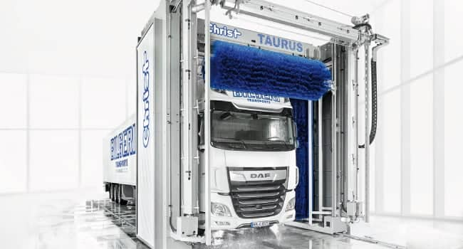 Truck wash unit - TAURUS