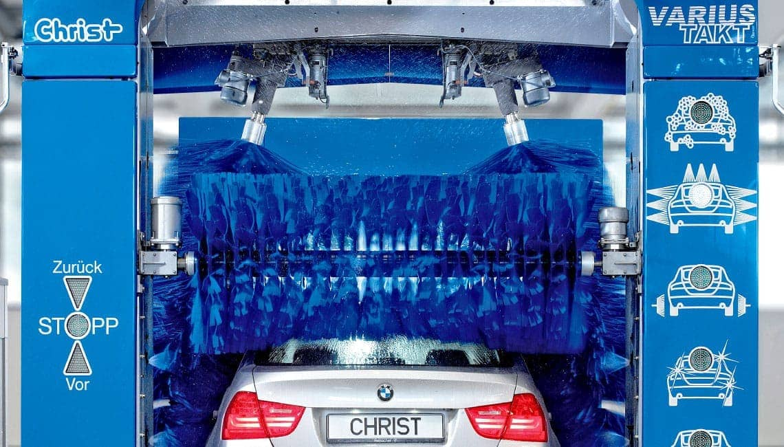 [Translate to Nederlands:] Doppelte Geschwindigkeit - VARIUS TAKT von Christ Wash Systems