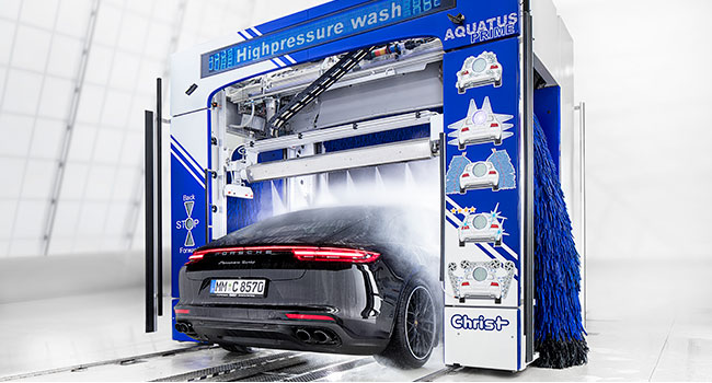 AQUATUS PRIME car wash