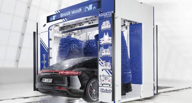 You are planning to build or buy a car wash?