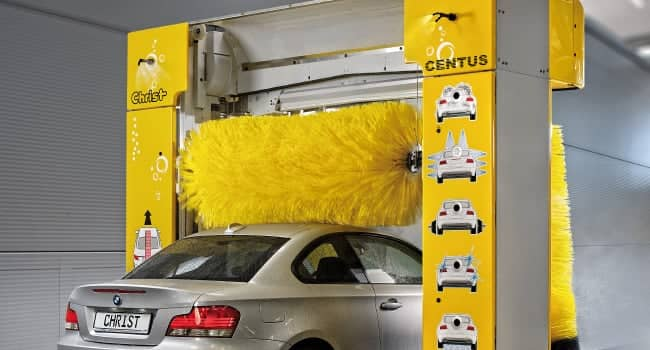 More about rollover wash units - CENTUS/T