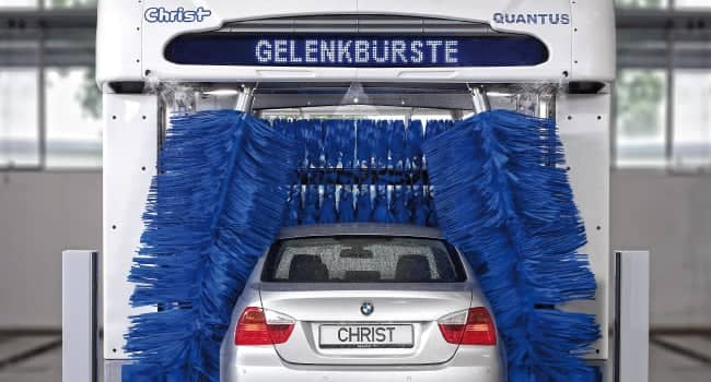 More about rollover wash units - QUANTUS