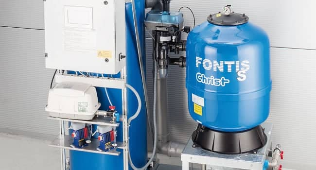 More about water recycling system - FONTIS