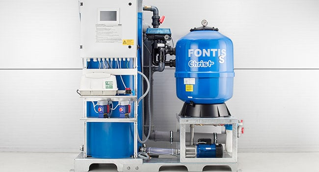 FONTIS S water treatment