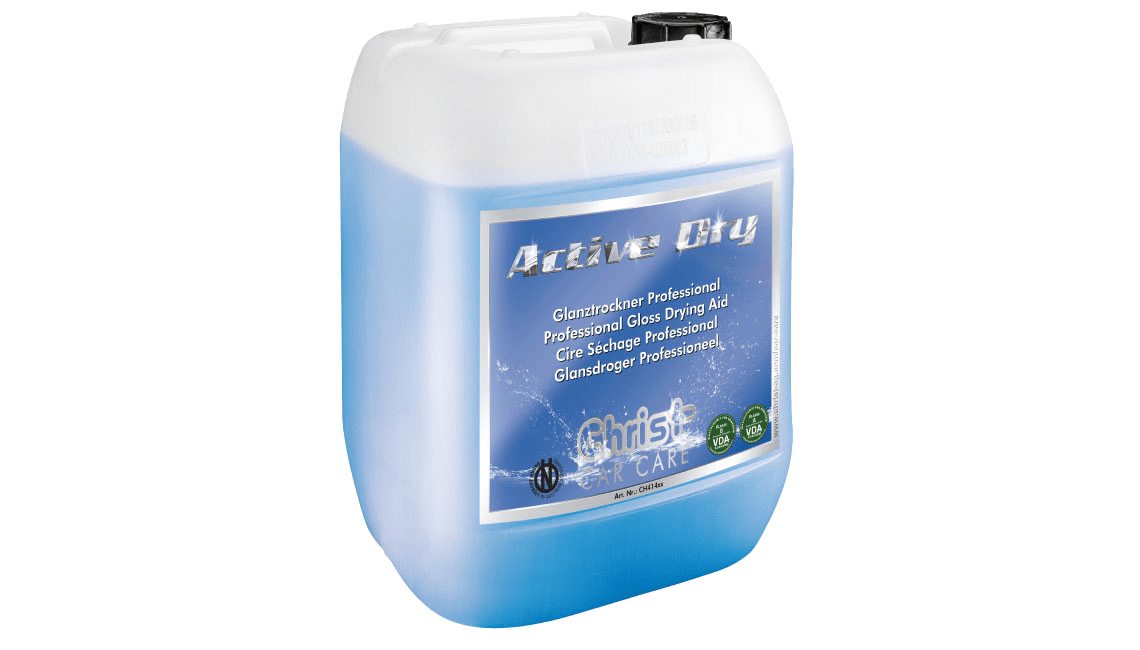 Professional Gloss Drying Aid
