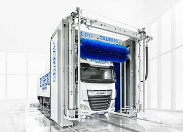 Truck & bus wash units