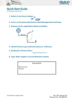 Quick Start Guide IIoT Starter Kit
