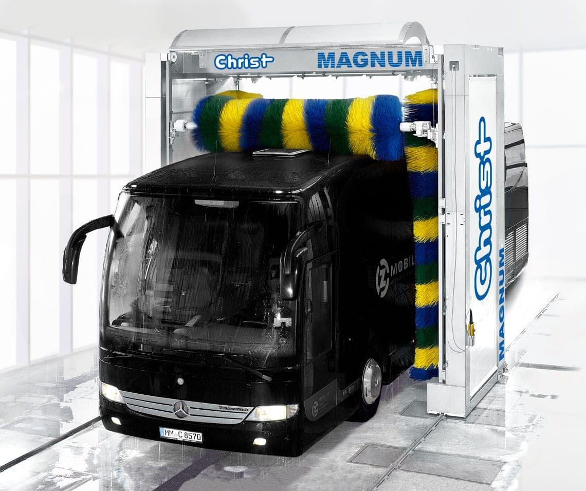 magnum 1 Spalatorie camioane si autobuze | MAGNUM | Christ - Unilift Spalatorie camioane si autobuze
