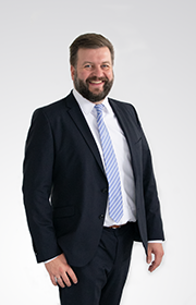 Christian Klinghammer Sales Manager - Christ Electronic Systems