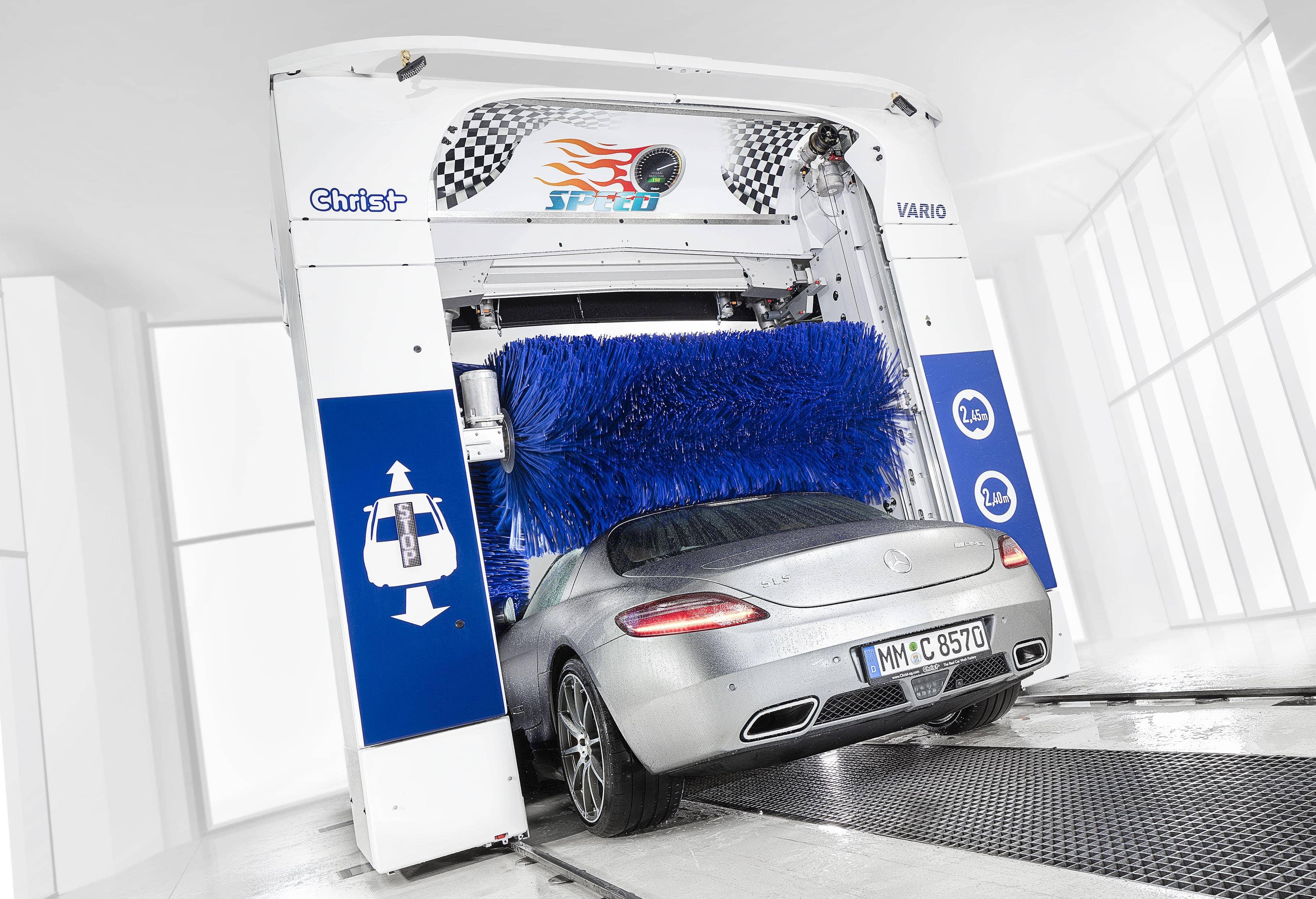 UNITI Expo - Car wash show las vegas 2018