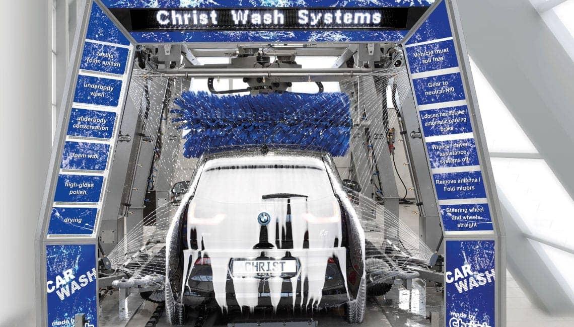 Christ Maschinelle Vorwaschzone 1