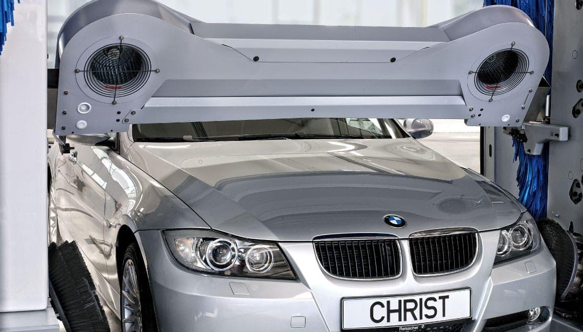 Christ Quantus 2 Spalatorie auto cu perii | QUANTUS C 165 | Christ - Unilift Spalatorie auto cu perii