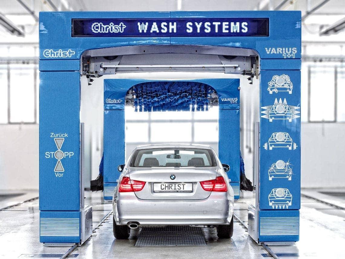 Christ Wash Systems Varius 1%261 3