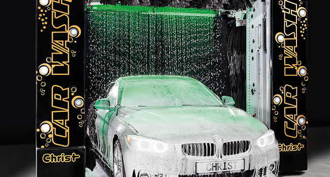 GENIUS car wash