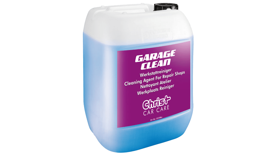 Cleaning Agent For Repair Shops