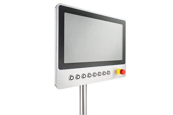 Touch-panel-Automation-Hygienic